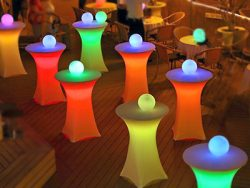 Illuminated Cocktail Tables 1